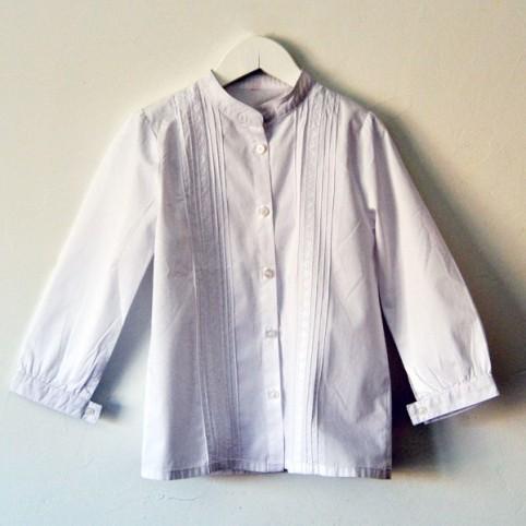 Blusa baturra con entredos - Baturricos