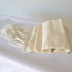 Faja de algodón con flecos
