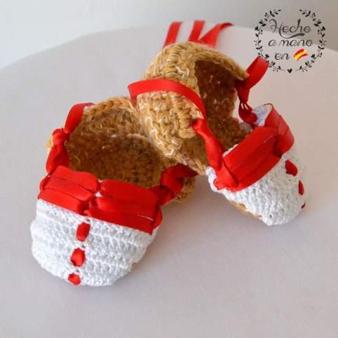 Alpargatas tradicionales palometa bebé