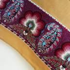 Pañuelo Oro Estampado Indiana 1