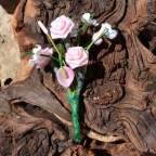 Ramillete rosa