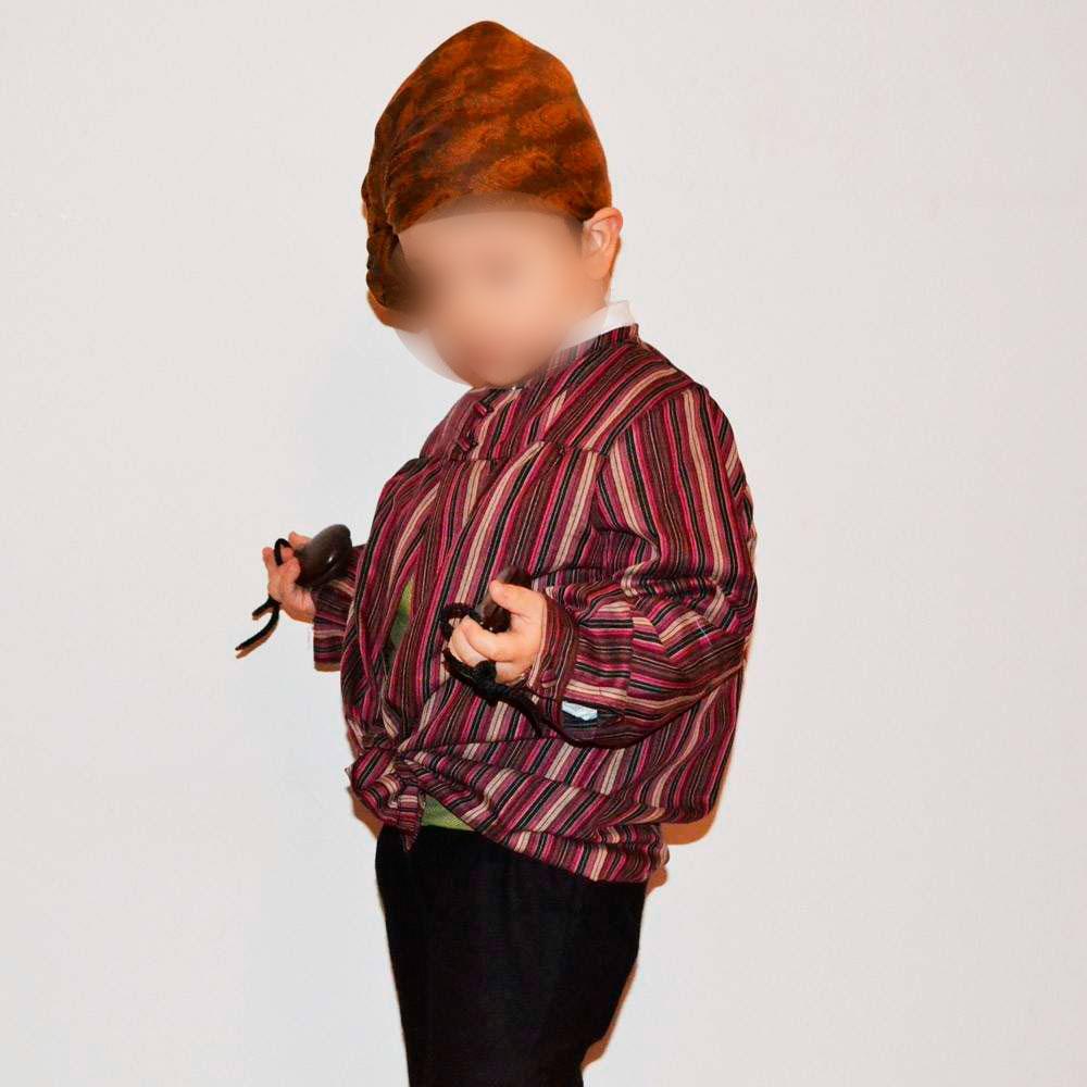 Blusón traje baturro - Baturricos