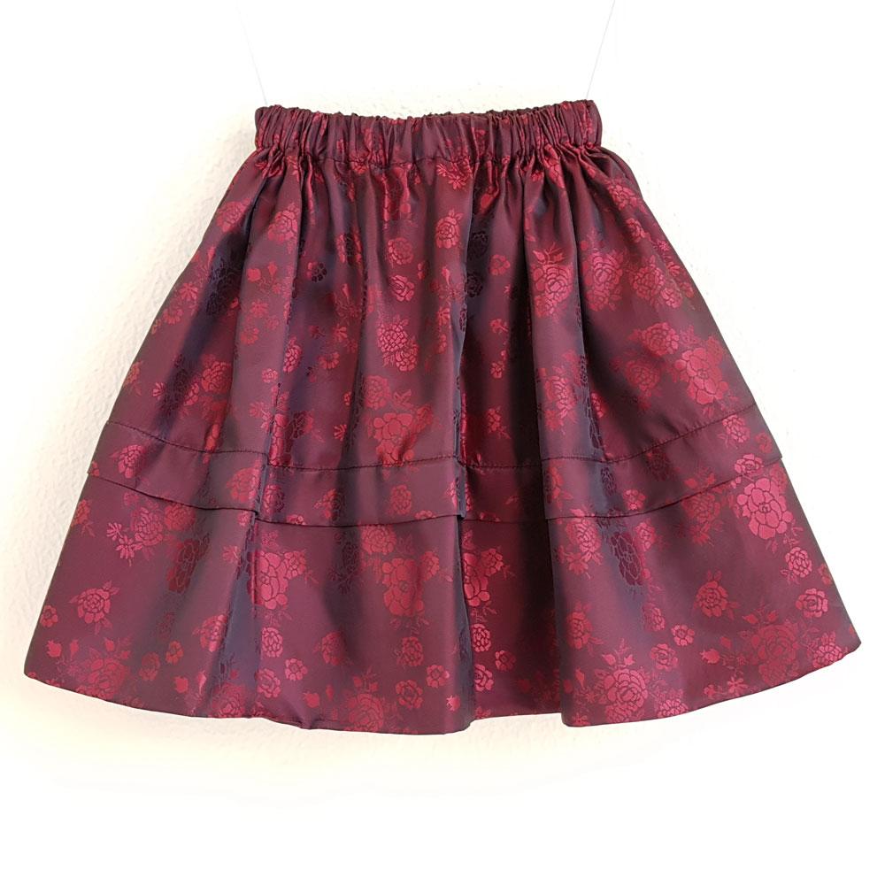 Saya tradicional o falda para traje baturra - Baturricos