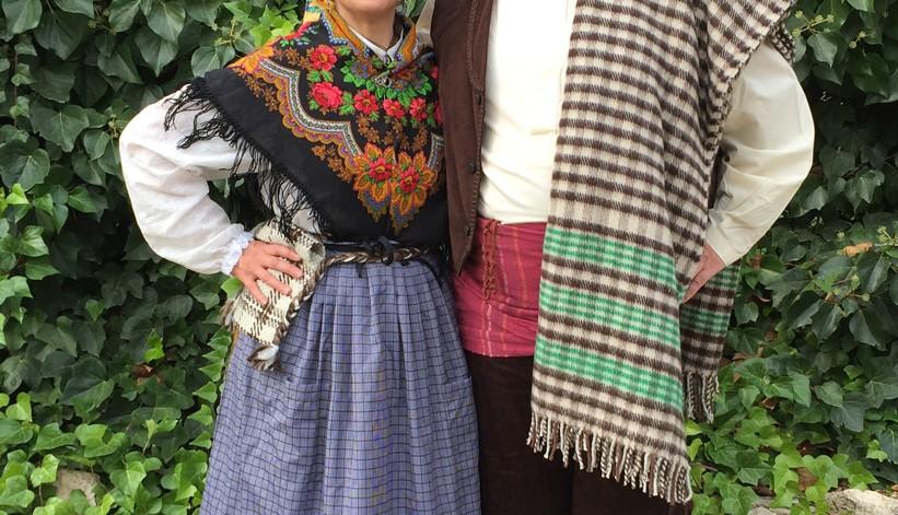 Mantones y mantas de lana
